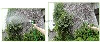 100 футов бесплатная доставка длина 30 м из пластмассы синий, зеленый сад пистолет высокое качество, пригодный для сша / ес стандарт