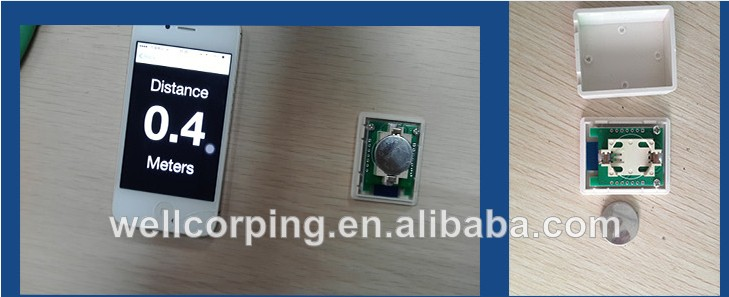 New Hot Sale CC2541 Colorful Solar Cell Ibeacon ibeacons