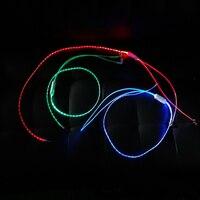 красочные из светодиодов яркий свет наушники Funk наушники для для iPhone для samsung из светодиодов наушники для айфона