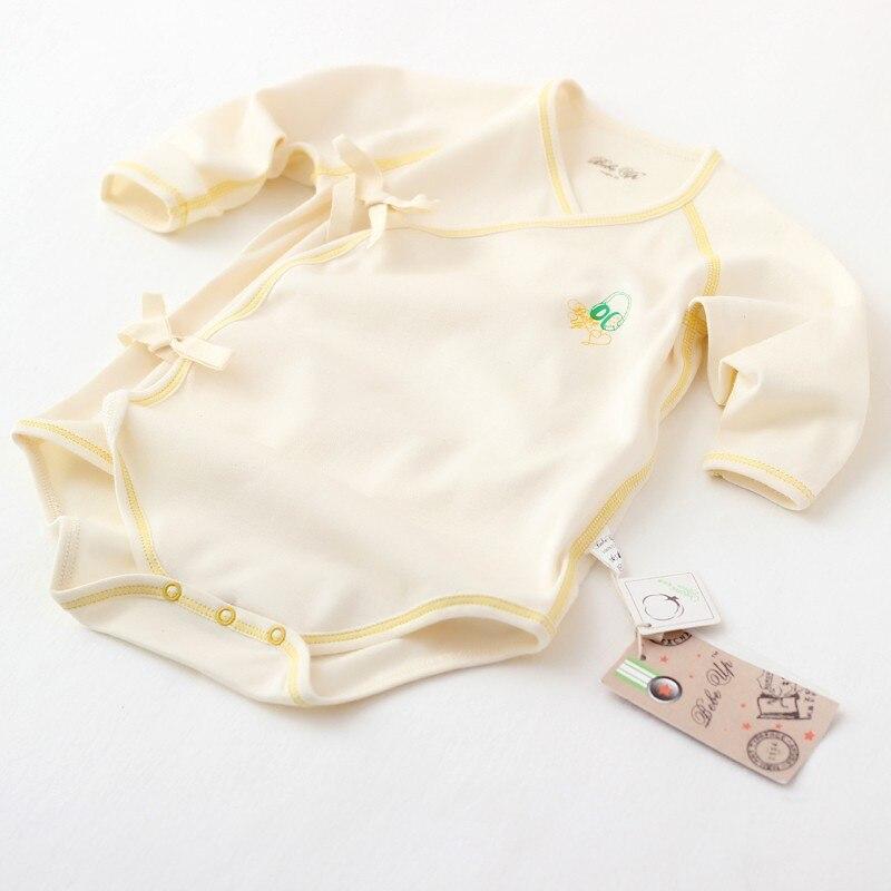 Боди с длинными рукавами для новорожденных; цельнокроеная одежда для маленьких мальчиков и девочек; Одежда для младенцев; одежда для малышей из тонкого хлопка; коллекция года; сезон весна-лето
