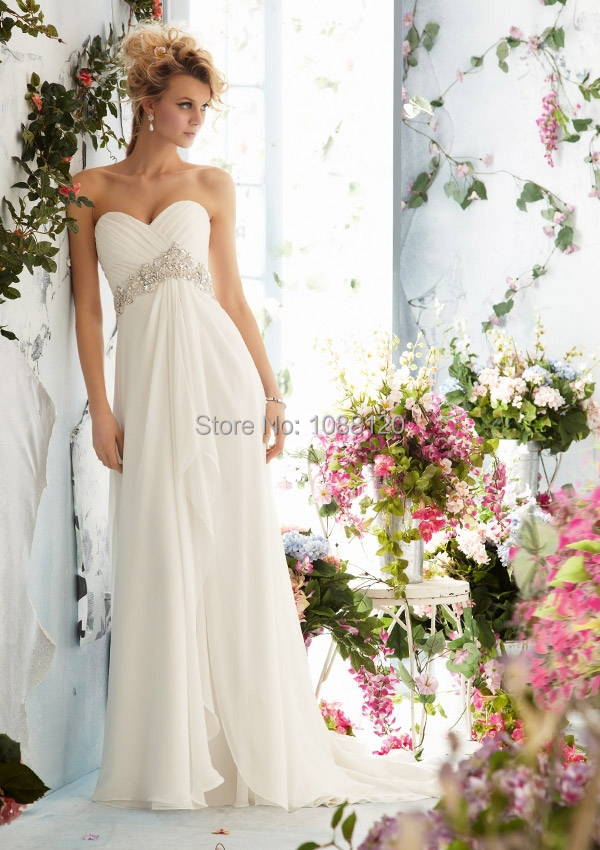 663de434a50 Pink Bridal Shower Dress for the Bride Beach Chiffon Beaded Sashes  Sweetheart Off the Shoulder Floor Length Free Shipping WB794 .