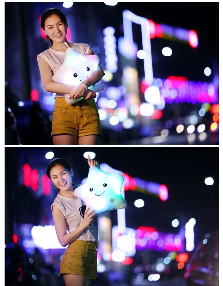LED stars (8)