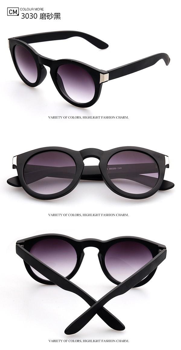 нью-многоцветный 3030 midoricho солнцезащитные очки хорошее недорогой женщин людей бесплатная доставка + отправить красивая молния коробка