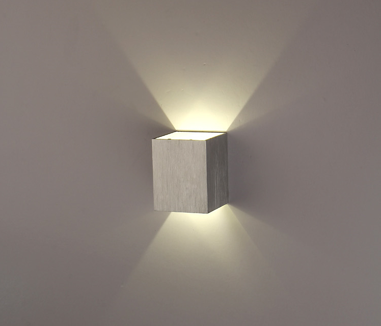 Modern 3w Led Wall Light Restroom Bathroom Bedroom Reading Wall Lamp