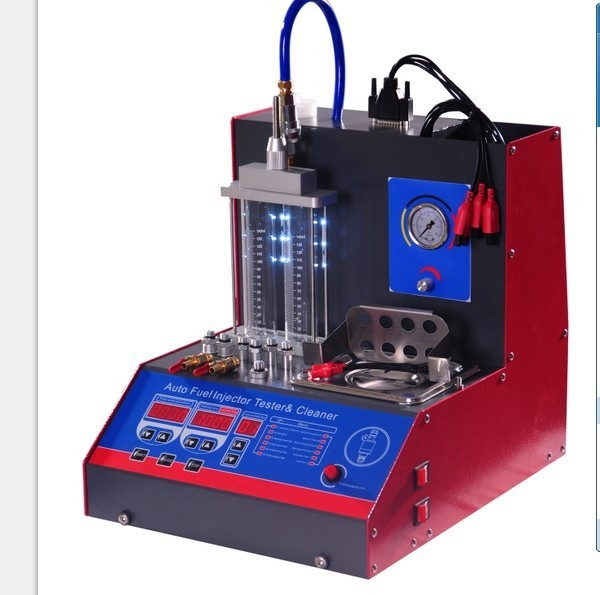 Fuel Injector Cleaning Cost >> 2 Jars Ultrasonic Fuel Injector Tester And Cleaner Fuel