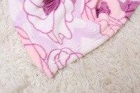 бесплатная доставка ватки бытовой кровать отдыха дома фиолетовые цветы двойной размер 100 см х 150 см