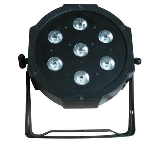 7X10W led par.jpg ...  sc 1 st  AliExpress.com & New ACE lighting 70W led par flat 8CH led disco light RGBW 4 in 1 ...