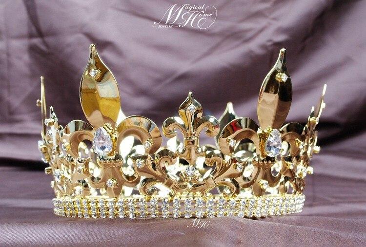 tiara for men