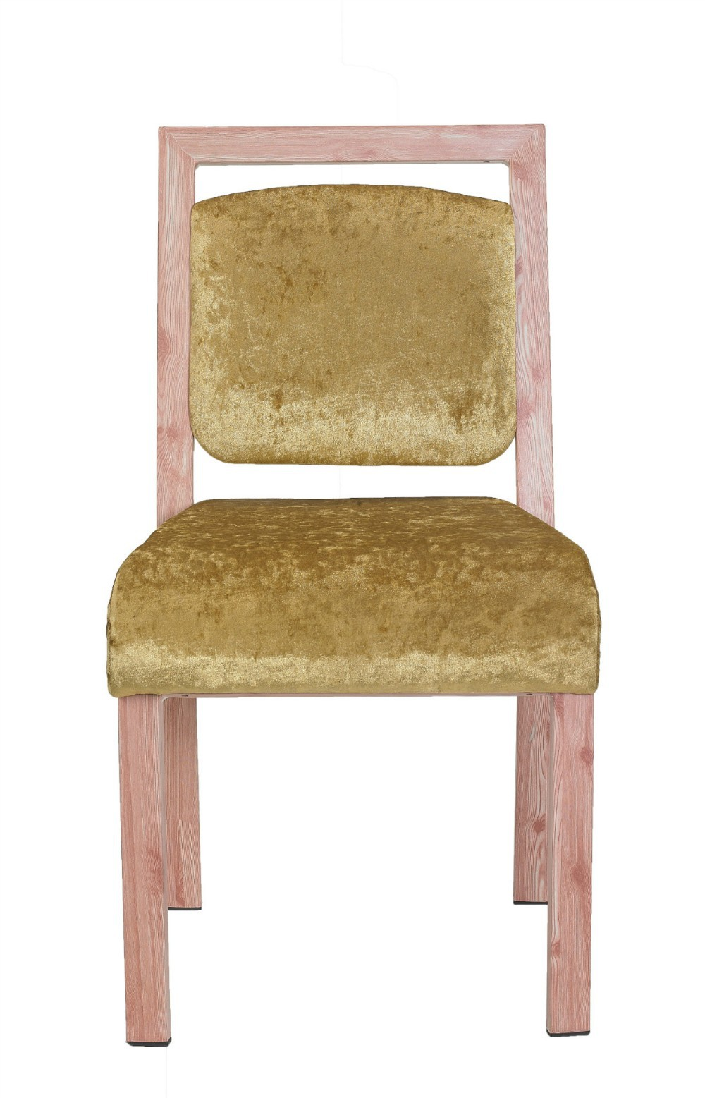 Us 240 0 Stackable Wood Grain Aluminum Banquet Chair Heavy Duty Fabric With High Rub Resistance Comfortable In Hotel Chairs From Furniture On