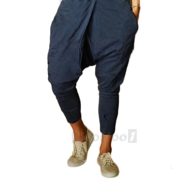 мужские брюки брюки счастливы свободного покроя пром baggy вкладыш брюки