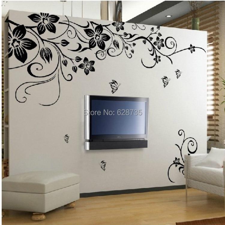 Decorazioni pareti adesive interne - Decorazioni pareti interne ...