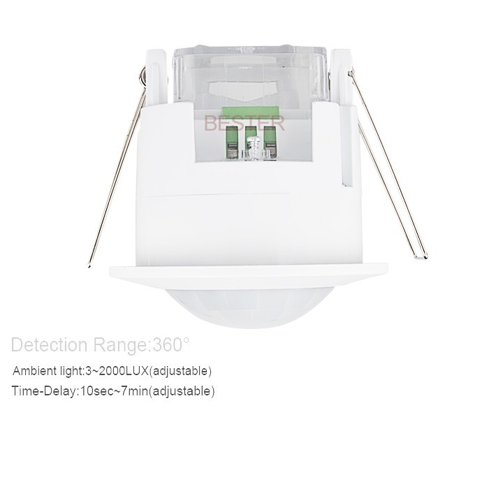 Ceiling motion sensor switchauto pir infrared sensor light switch pic 4 aloadofball Choice Image