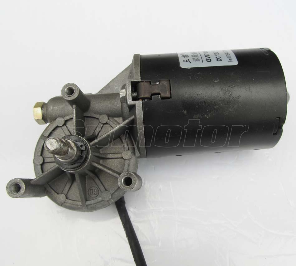 4de74d00f35 GW7085 42 rpm DC 12 V 600N   cm de alta torsión y de baja velocidad ...