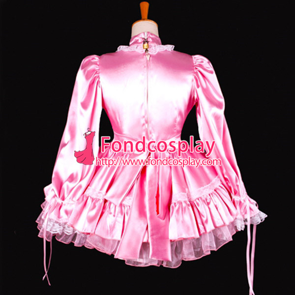 getSubject() aeProduct.getSubject() - Aliexpress.com : Buy Free Shipping Sissy Maid Dress Lockable Pink