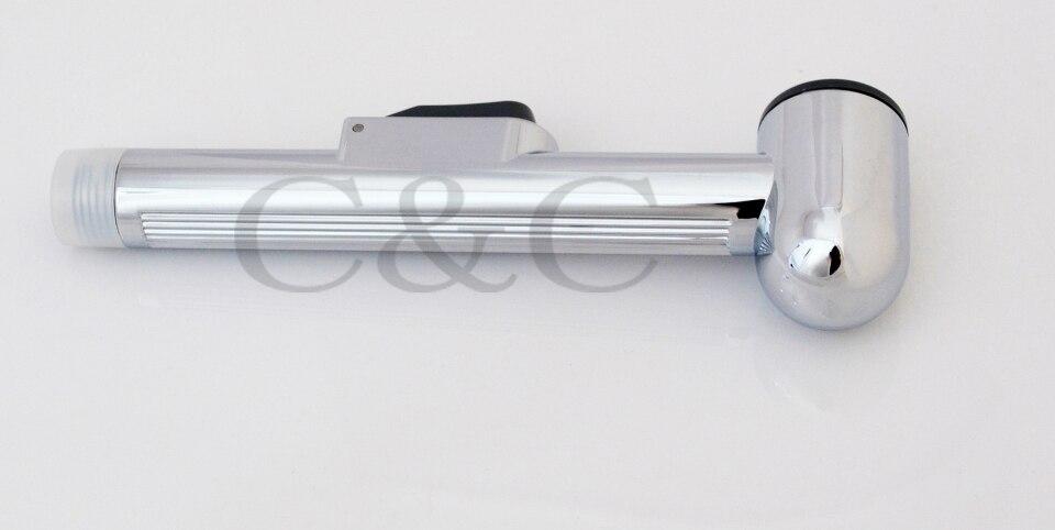 Настенный полированный хром ручные горизонтальные Биде- A501