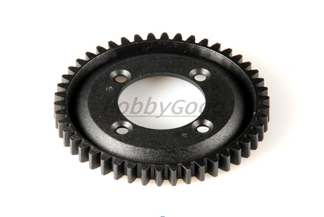 US $5 2 |SST Part 09228 Spur Gear (46T) for SST car 1/10 Scale nitro Rally  Truggy Buggy Truck dropship wholesale Free shipping-in Parts & Accessories