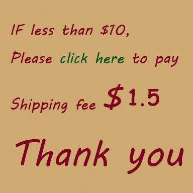 shipping fee