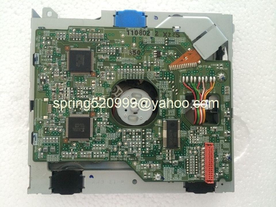 Wholelsales механизм cd Автомобильное устройство ввода компакт-диска для Renault Volkwagen VW RNS315 RNS310 RCD310 Автомобильное cd-радио