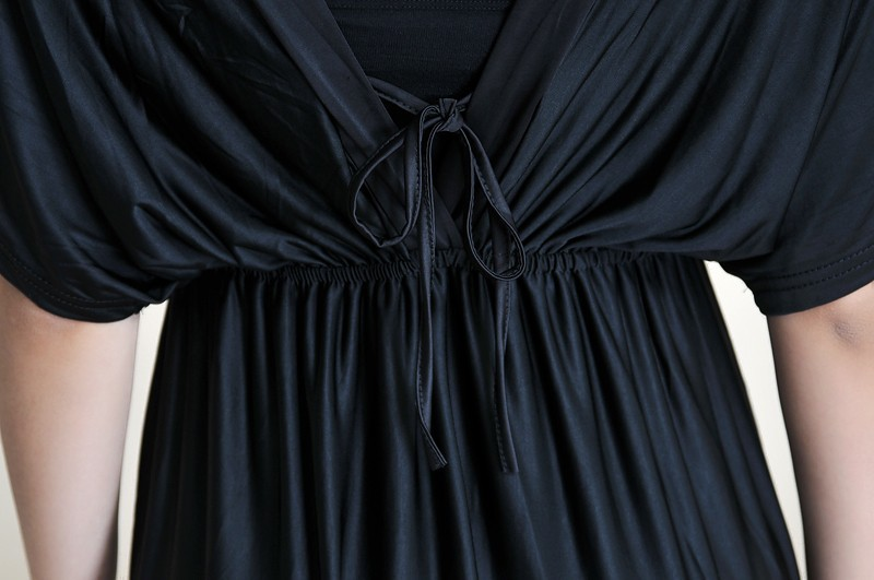 Boho Print Maxi Dress 6XL 6