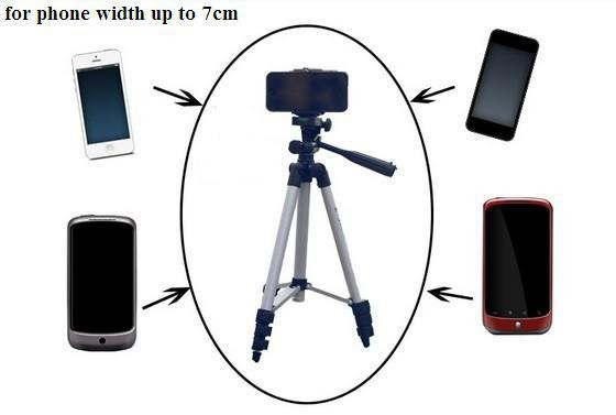 Phone-Tripod-4-section-Floor-tripod-phone-holder-for-Cellphone-Smartphone-MP3-Player-GPS-Camera-dslr (3)