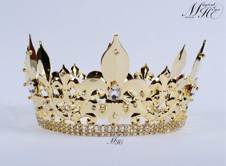 High Quality tiara for men