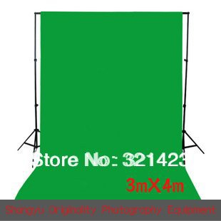 photographic equipment 3m x 4m 100% Cotton Chromak...