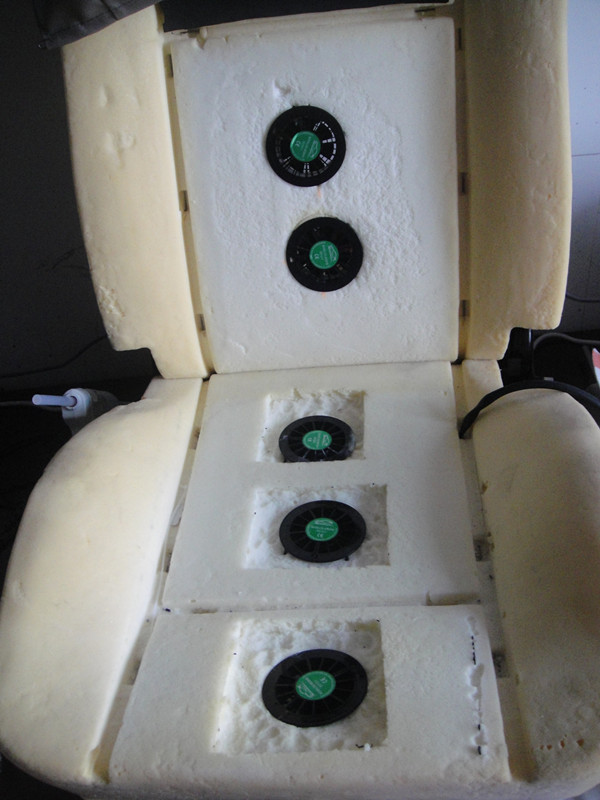 simple configuration carbn fiber car seat heat and ventilation kits ...