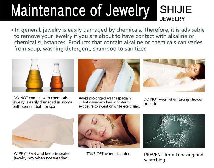 Maintenance of Jewelry
