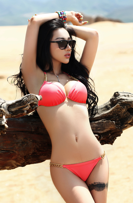 Apologise, but, Hot sexy korean bikini with you