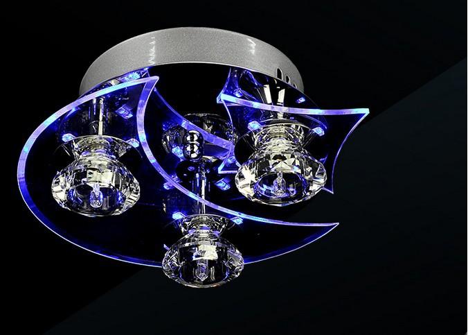современный первый - хрустальная люстра лампы, прямоугольного кристалла столовая люстра светильники для дома / номер