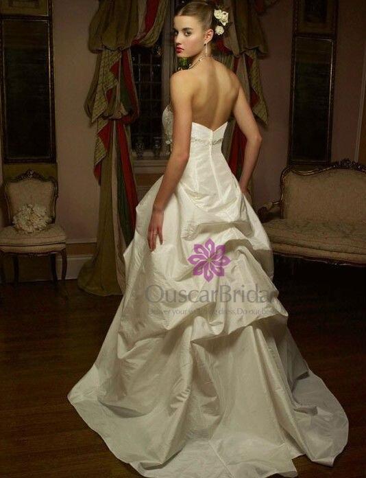 Taffeta boob dress