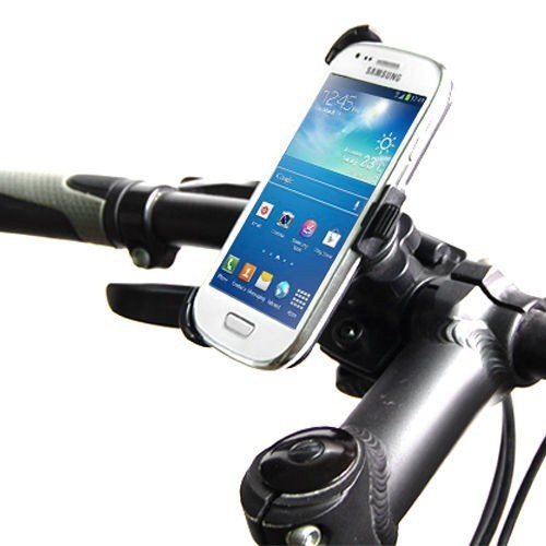 אופניים אופניים הר עריסת הטלפון מחזיק עבור Samsung Galaxy S4 Mini I9190 i9195 #ZY