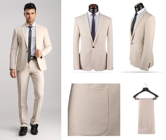 2014 New Fashion Design Men Blazer Two Piece(coat pant) Dress Suit ...