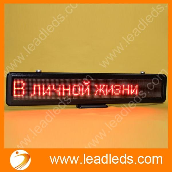 sign led module
