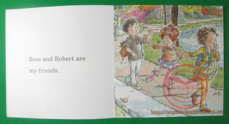 Puedo leer! fonética Fancy NANCY libro de cuentos de Meet Fancy ...