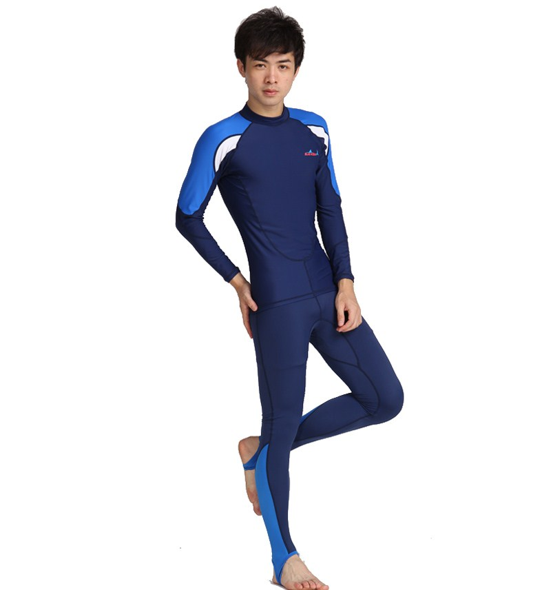 610d8658e18 UV Sun Protection Full Body Coverage Swimsuit for Women or Men SPF ...