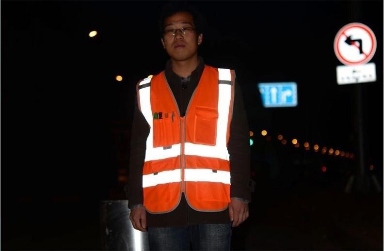colete de segurança colete de segurança fluorescente