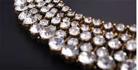 горячая распродажа себе ожерелье за большой монеты Cole стоит negro ожерелье кристалл автобусы ожерелья и подвески женская ювелирных изделий