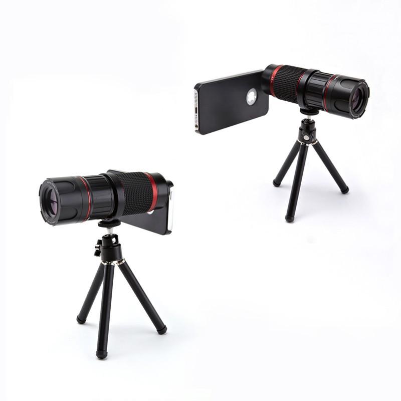 новое постулат высокое качество регулируемая 6-16х Len мобильный телефон телескоп телеобъектив объективным чехол для iPhone 4 и