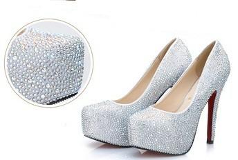 Women s Cute Short Silver Sparkly Rhinestone Prom 469fec10dfdf