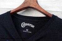 лето мужской с коротким рукавом футболка улица мода