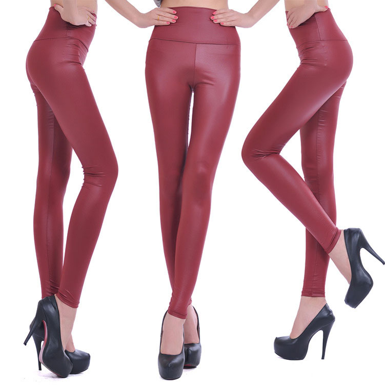 faux leather leggings (7)