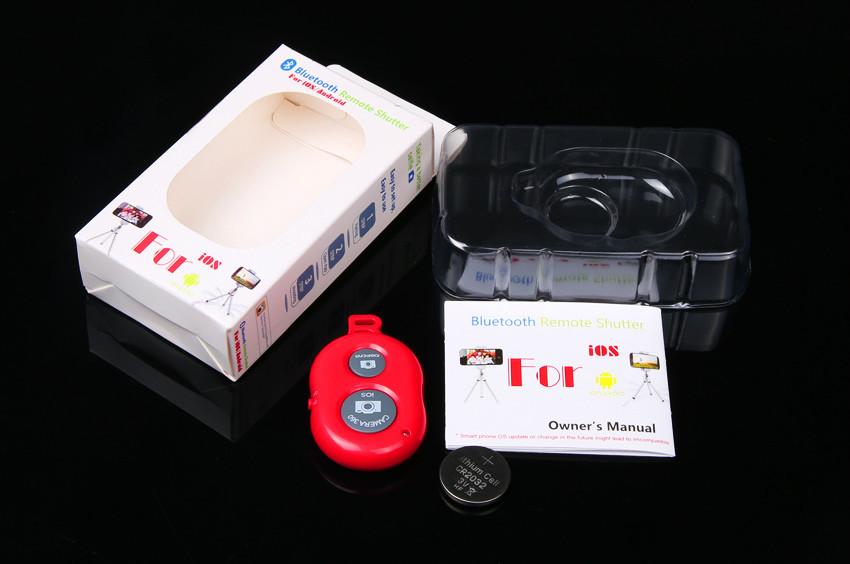 беспроводная связь с Bluetooth пульт дистанционного управления камерой таймер дистанционного спуска затвора контроллер с Bluetooth затвора пульт дистанционного управления для iPhone 5 и