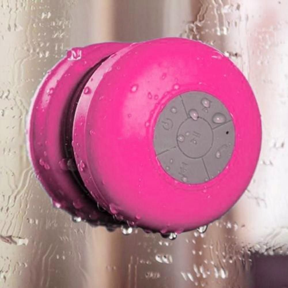 новые горячие мини связь Bluetooth водонепроницаемый беспроводной портативный стерео bluetooth-спикер душ авто и громкой связи колонки