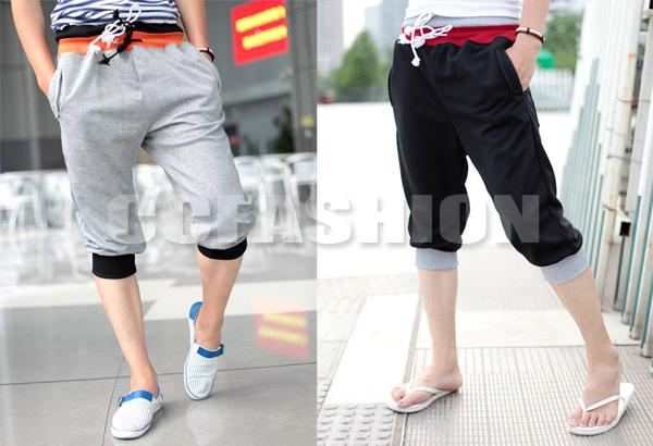 мужская стиль летние спортивные шорты мужчин свободного покроя хип-хоп брюки оперу шорты для beg брюки новая коллекция весна