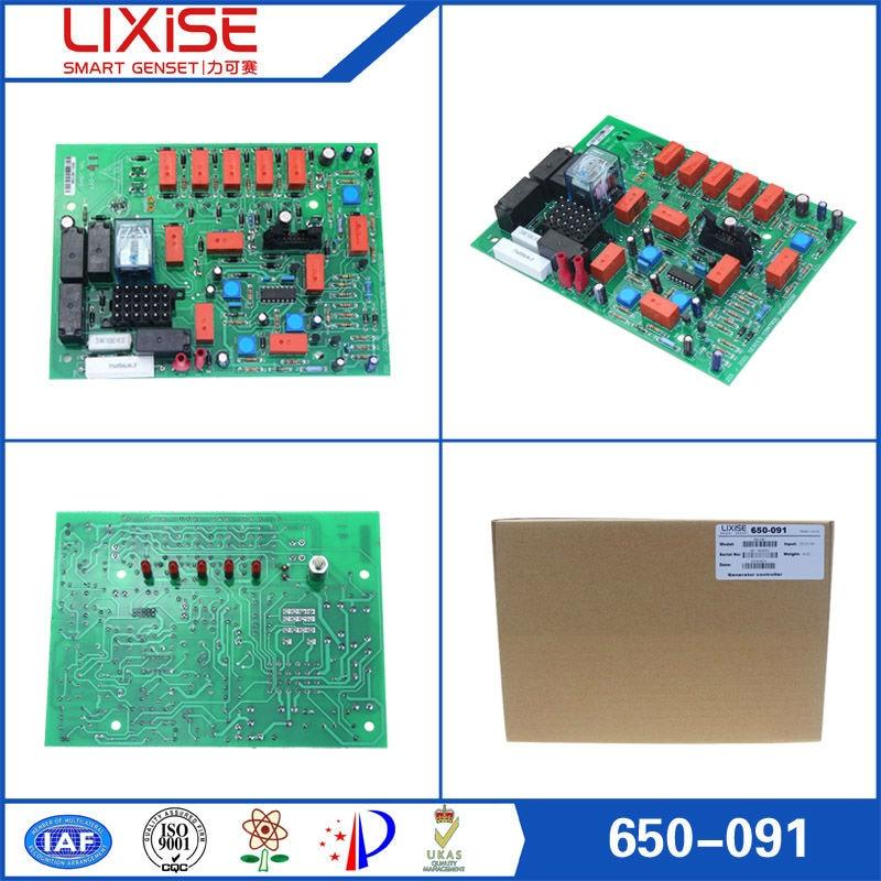 PCB 650-091 12 V генератор Lixise панель управления печатной платой печатной платы