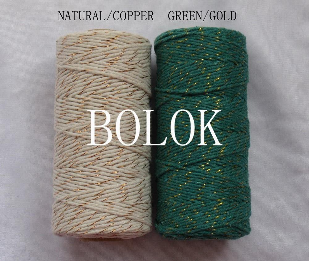 Хлопок Бейкер шпагат для упаковки подарка 200 шт./упак. божественной шпагат вы можете выбрать 55 видов цвет