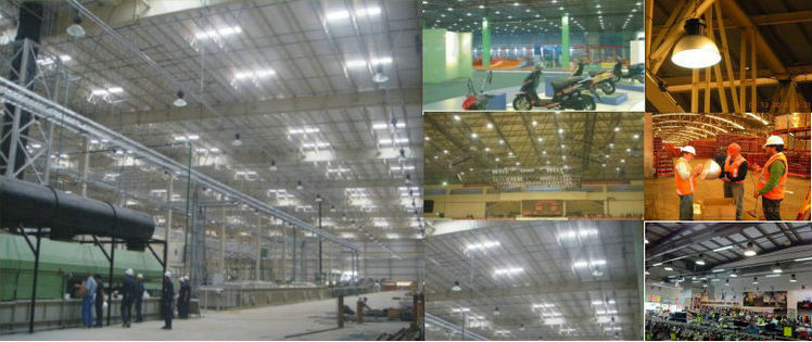Newest Led High Bay Light 100w For Lighting Factory Working Lights Exhibition Hall Lamp In From