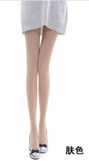 Candy color tights-5