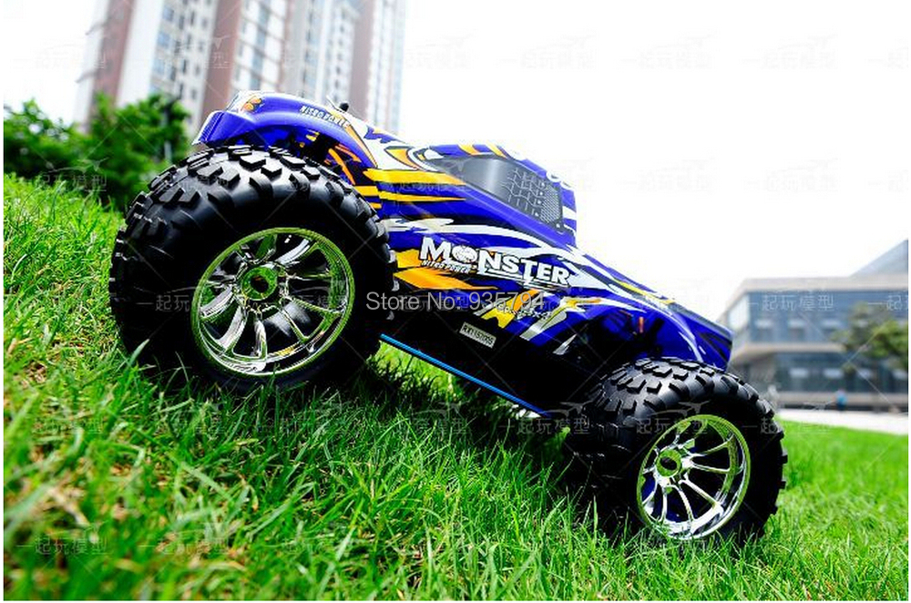 Genuine HSP infinite 110 fuel cars Nitro remote control cars four-wheel drive monster truck off-road vehicles 94188 full set of special.jpeg